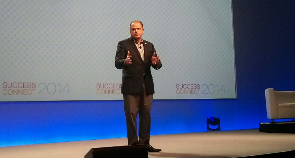 Mike Ettling shares SAP/SuccessFactors new commitment to inform customers