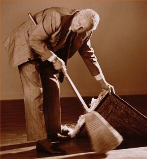 https://www.flickr.com/photos/bruce_krasting/7695348682 - Sweep under the rug, credit Bruce Krasting